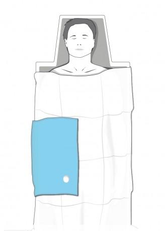 Strahlenschutz-Abdeckungen AS100 ANGIO (15 Stück)