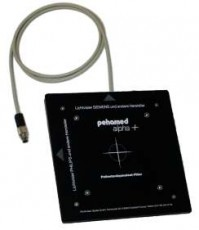 Detektor im Patientenäquivalentfilter
