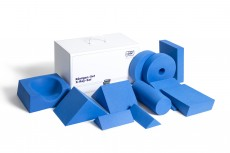 Lagerungshilfen Röntgenset (10-teilig mit Koffer)