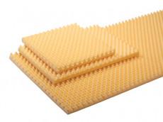 Anti-Dekubitus-Matratzenauflage mit Noppe, strukturiert