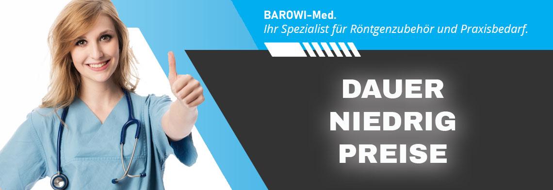 BAROWI-Med Online shoppen und 10%  sparen!